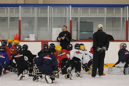 Craig Didmon Hockey Camp